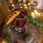 Предложение из новогоднего меню: смородиновый глинтвейн