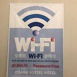 Фотография Osaka Joytel Hotel