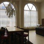 Great Hampton Inn in Schenectady!