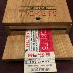 Foto de Tickets