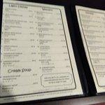 Jasmine menu