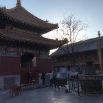 Photo de Le temple des Lamas (Temple de Yonghe )