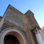 Photo of Bab Mansour Gate