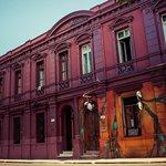 Fachada Casa Roja