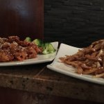 Sesame Chicken & Pork dishes