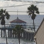 Manhattan Beach Pier Foto