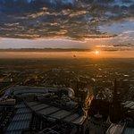 Sunrise over Birmingham