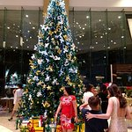 Amari Christmas to all has started in Bangkok