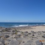 Playa del Camison, март 2017 года...