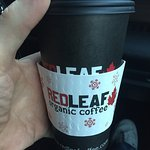 Foto van Red Leaf Organic Coffee