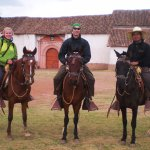 Horseback Riding in Maras Moray & Salt Mines Half Day