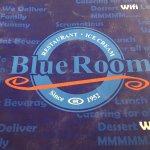 Blue Room Restaurant Foto