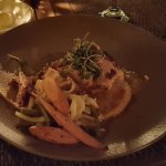 Main dish- Turkey dinner