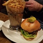 Yummy burger at Tableau