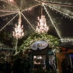 The romantic Il Cielo Italian Restaurant Beverly Hills is a fantastic choice for the holidays.