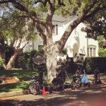 Filming locations are abundant throughout local streets and neighborhoods in Hollywood and DTLA.