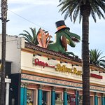 Ripley's Believe It or Not museum is one of several at the corner of Hollywood and Highland.