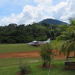 The only way to reach Kabalebo is by plane from Paramaribo.