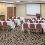 Comfortable event and meeting space - ask about our meeting packages.