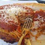 Meat Sauce Pasta Al Forno
