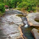 Telaga Tujuh Waterfalls Foto