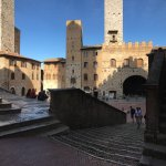 Some of the pics taken from our Siena, Chianti cellar door lunch and San Gimignano with Jay. Gre