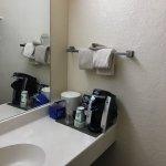 Bathroom with tea/coffee facilities