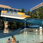Monorail Waterslide