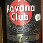 Havana Club 7 for the Hennies!
