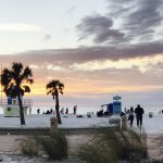 Clearwater Beach around the corner