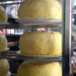 Expositores con las tortillas