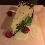 Andes Mint Pie for desert