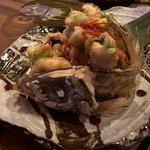 tempura snapper