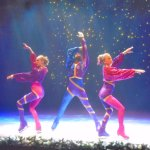 BUSCH GARDENS TAMPA CHRISTMAS ON ICE