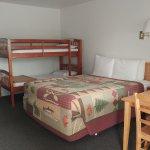 Bunkbed room
