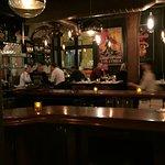 Downstairs bar at Monavie