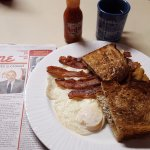 $5.05 with Tax and Coffee Breakfast Special