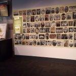 wall of history