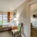 Junior Suite with 2 separate rooms is perfect for families