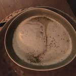 Glacier View Guesthouse - Home made foraged mushroom soup