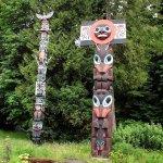 Photo of Brockton Point Totem Pole