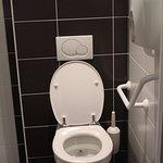 Chambre 001 : WC handi