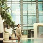 Raffles Makati Pool