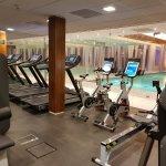 The Landmark: Gym
