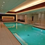The Landmark: Indoor pool