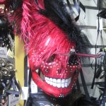 Mask, Masquarate Shop, The Outlet Collection at Riverwalk, New Orleans, LA