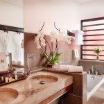 Salle de bain de la suite