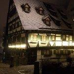 Hotel Schiefes Haus Ulm Foto