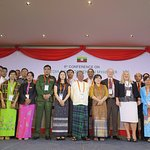 Photo de Chatrium Hotel Royal Lake Yangon