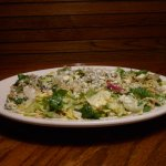 Outback Steakhouse. VERY NICE SALAD.